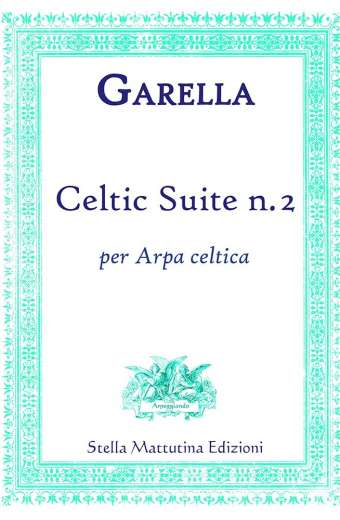 Cover Celtic suite 2 by Daniele Garella