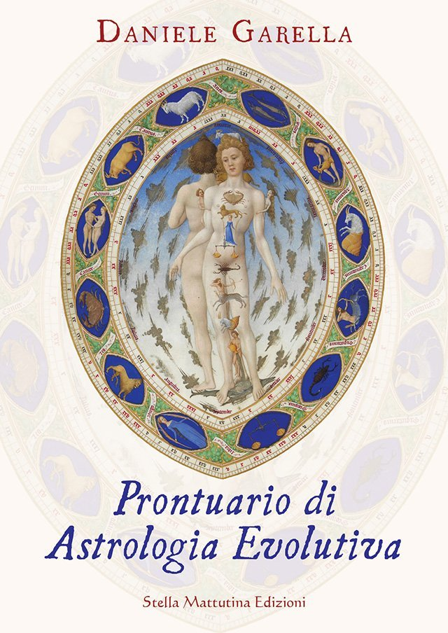 Cover of the Astrology Handbook by Daniele Garella