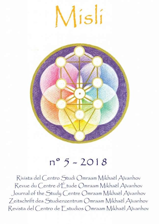 Copertina Misli 2018