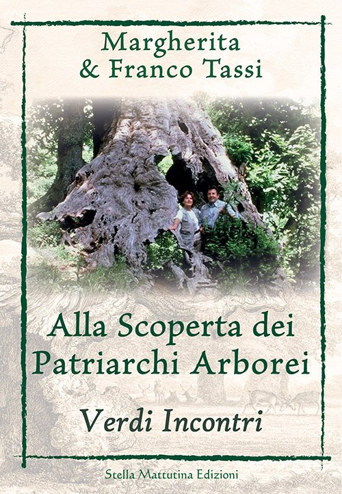 Book cover meetings with the arboreal patriarchs