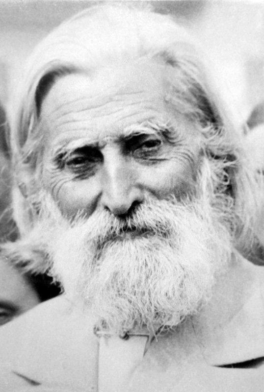 peter deunov chiamato beinsa douno, maestro della fratellanza bianca universale