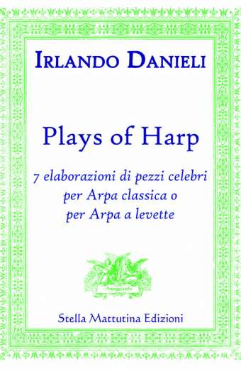 Copertina Plays of Harp Irlando