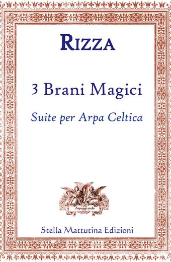 Copertina 3 Brani Magici